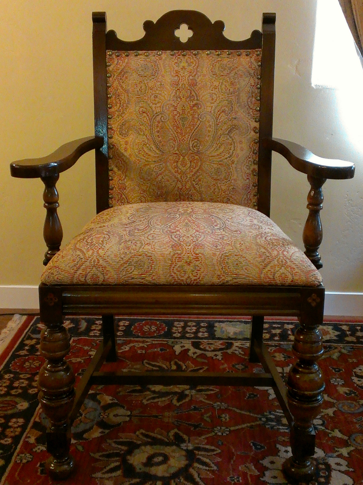Diy chair upholstery - Diy Upholstered Chair Kinzie Balfour