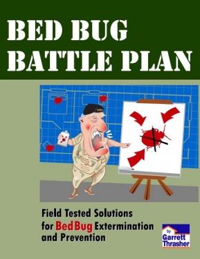 Bed Bug Battle Plan Bookcover